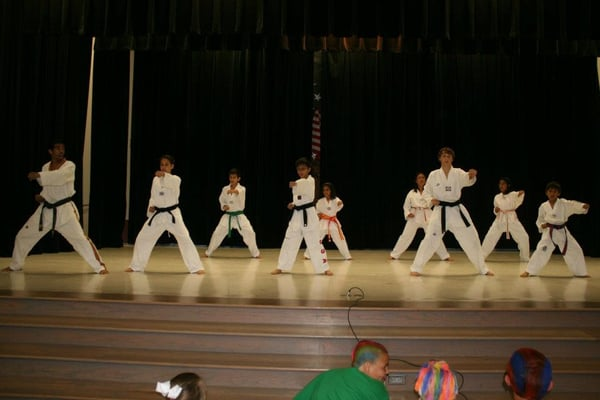 Rock Solid Tae Kwon-Do