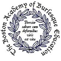 Boston Academy of Burlesque Education (B.A.B.E.)