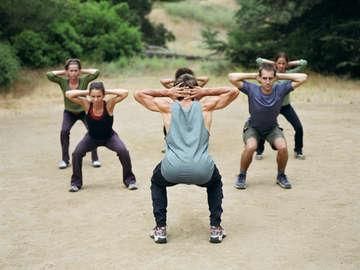Fast Fitness Boot Camp