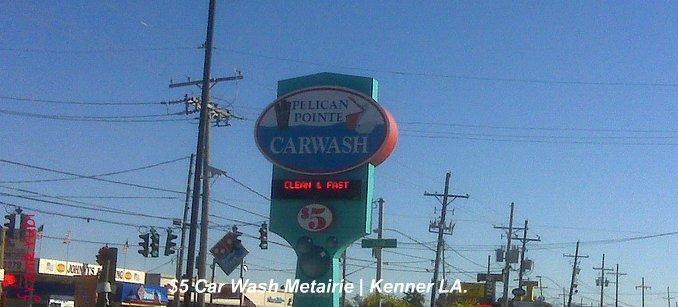 Pelican Pointe Car Wash