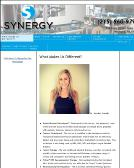 Synergy Rehabilitation & Chiropractic