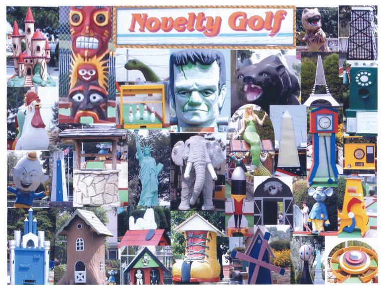 Novelty Golf & Games – AKA Bunny Hutch