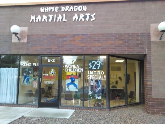 White Dragon Martial Arts