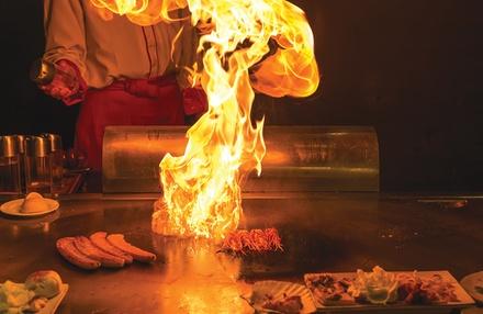 Tokyo One Japanese Steak & Seafood