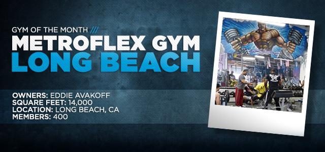 MetroFlex Gym, Long Beach