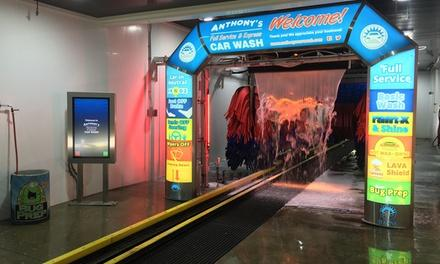 Anthony's Car Wash and Detail Centers