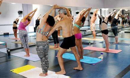 Bikram Yoga Seattle
