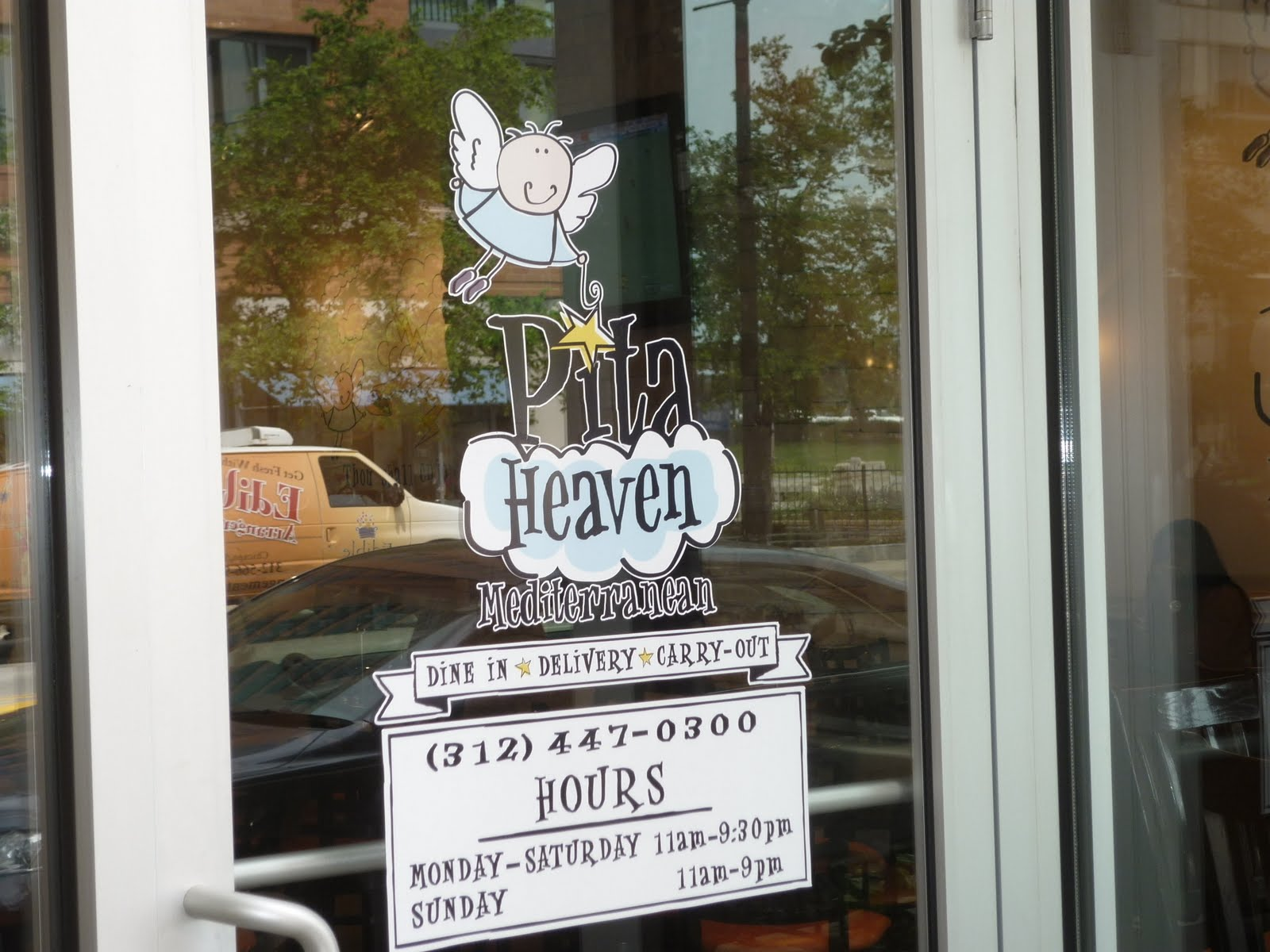 Pita Heaven
