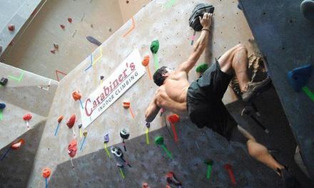 Carabiner's Indoor Climbing