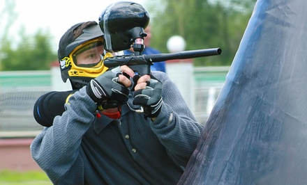 Matt's Outback Paintball