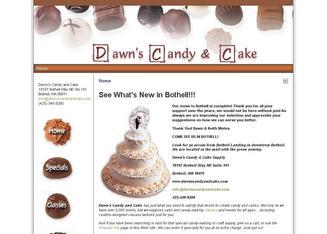 Dawn's Candy & Cake