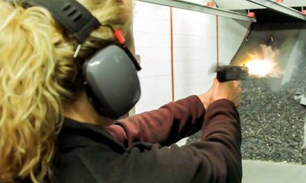 Ultimate Defense Firing Range and Training Center