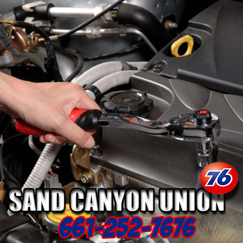 Sand Canyon Union