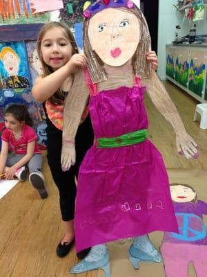 Kids at Art