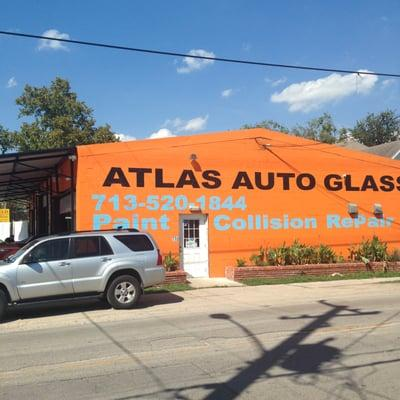 Atlas Auto Glass & Paint and Body