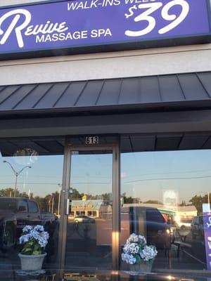 Revive Massage Spa