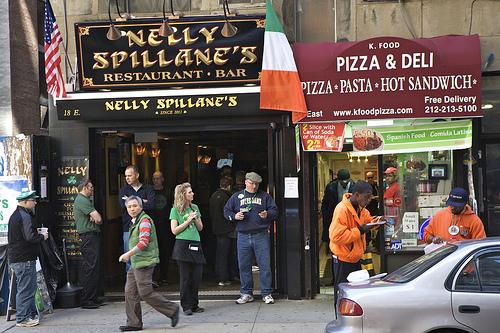 Nelly Spillane's