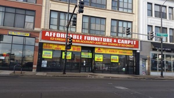 Affordable Furniture & Carpet
