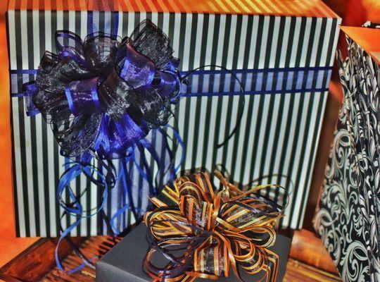 Cordially Invited - Party Paper Wrap