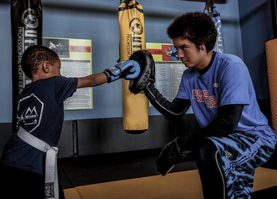 Kicks In Motion MMA