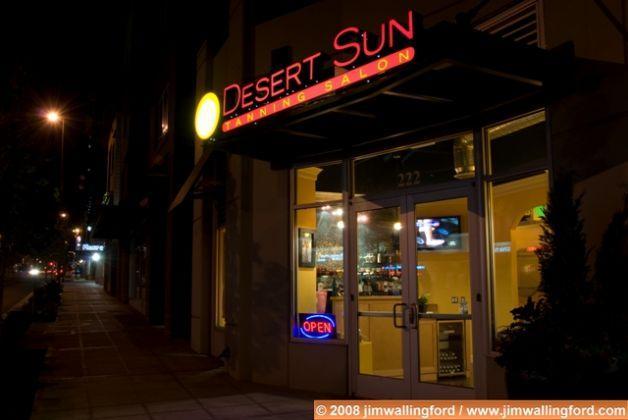 Desert Sun Tanning Salons
