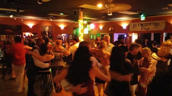 The Tango Room