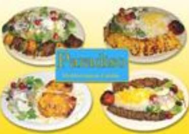 Paradiso Mediterranean Cuisine