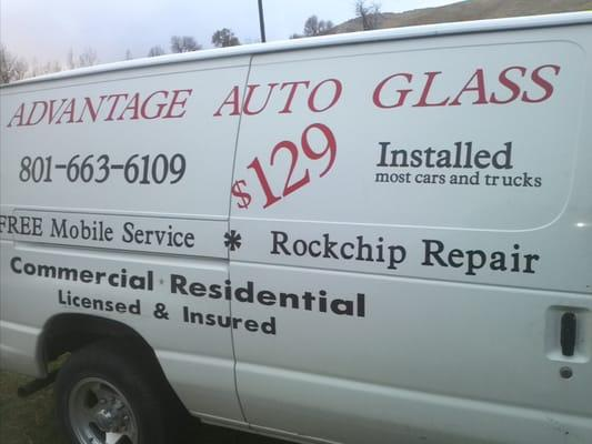 Advantage Auto Glass