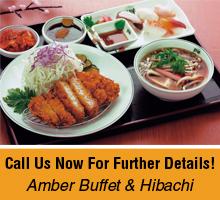 AMBER BUFFET & HIBACHI-Rock Hill