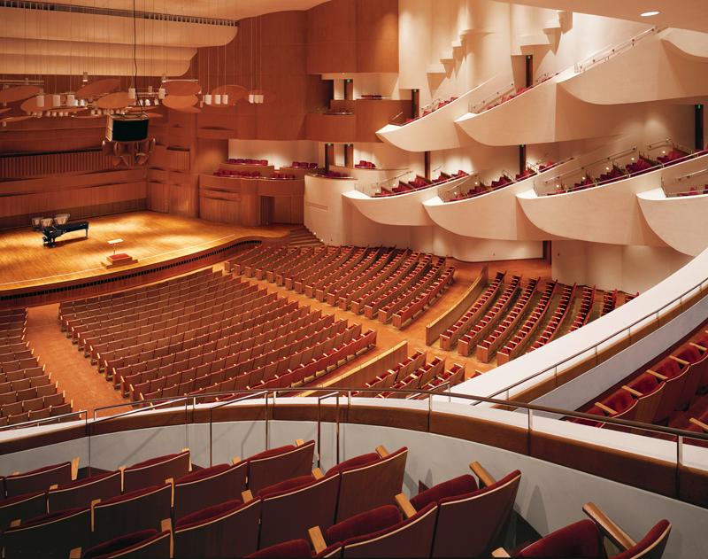 Meyerhoff Symphony Hall
