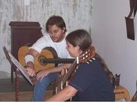 Guitar Lessons at Orchestra Hall
