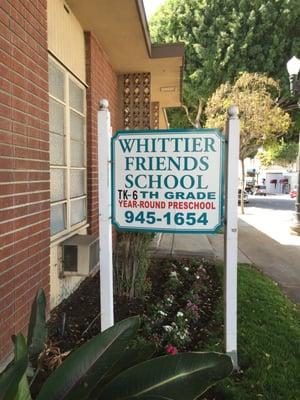 Whittier Friends School