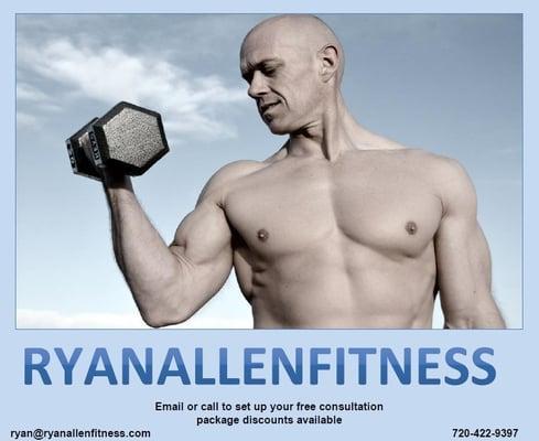 Ryan Allen Fitness