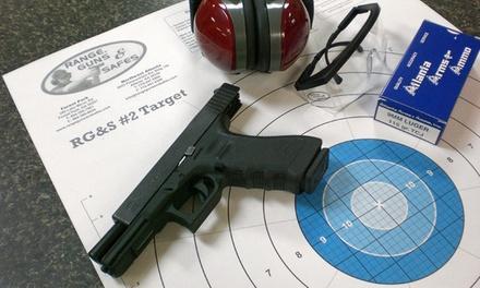 Range, Guns & Safes
