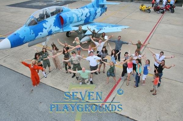 Seven Playgrounds