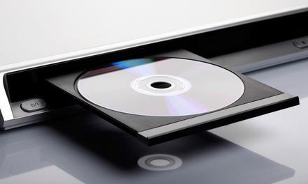 Transfer Me to DVD