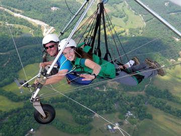 Lookout Mountain Hang Gliding