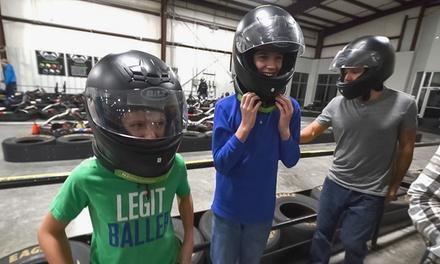 Bluegrass Indoor Karting