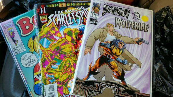 Twin Suns Comic Books & Game Center