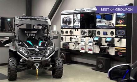 Perfectionist Auto Sound & Security