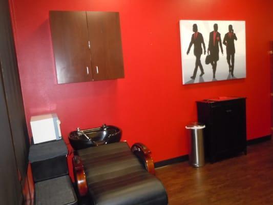 The Men's Hair Salon & Spa