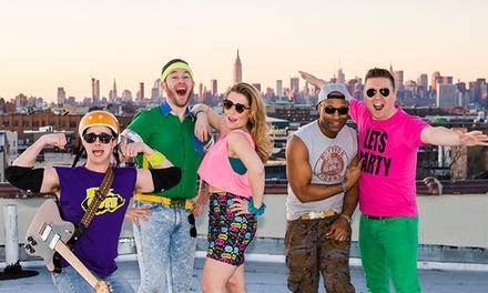 The Awesome 80s Prom on Off Broadway
