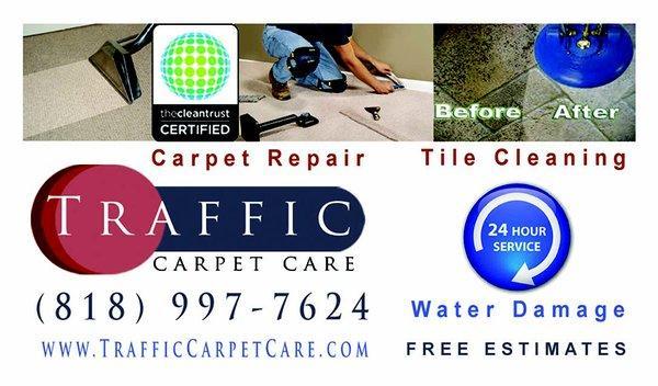 Traffic Carpet Care