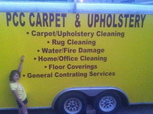 PCC Carpet and Upholstery