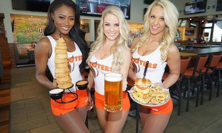 HOOTERS - SPRING VALLEY