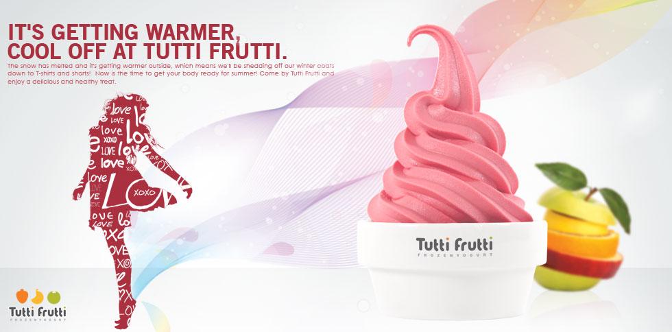 Tutti Frutti Frozen Yogurt of Mauldin