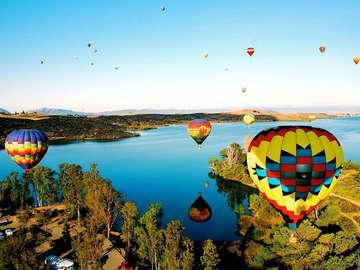 Balloon Rides Online