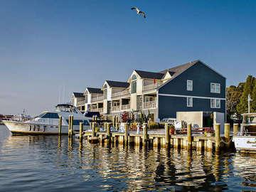 Bob Pascal's St. Michaels Harbour Inn Marina & Spa