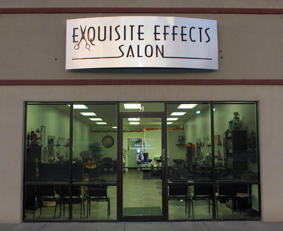 Exquisite Effects Salon