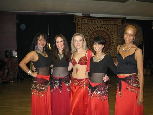 Russian Oriental Belly Dance